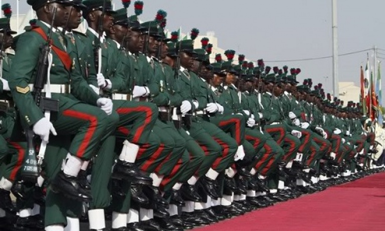 Nigerian Army 77 RRI Pre-Screening Examination Centres-2018
