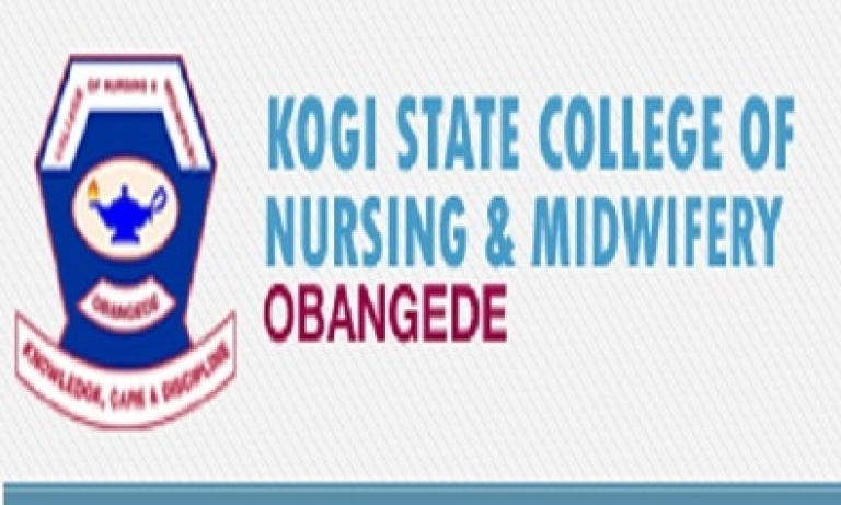 Kogi State College of Nursing and Midwifery 2018/2019 Admission Form