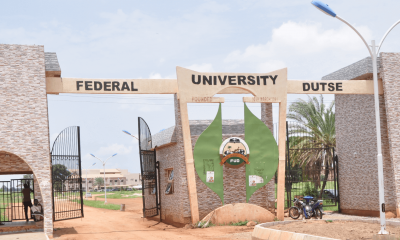 Federal University Dutse (FUD) Revised Academic Calendar for 2018/2019 Academic Session