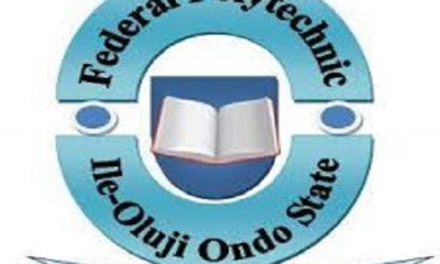 Federal Polytechnic Ile-Oluji (FEDPOLEL) School Fees Schedule for 2018/2019 Academic Session