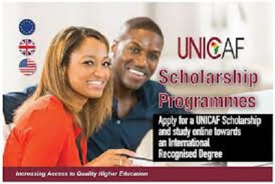 UNICAF 2018 Scholarship: study for a UK Master's degree at an affordable cost