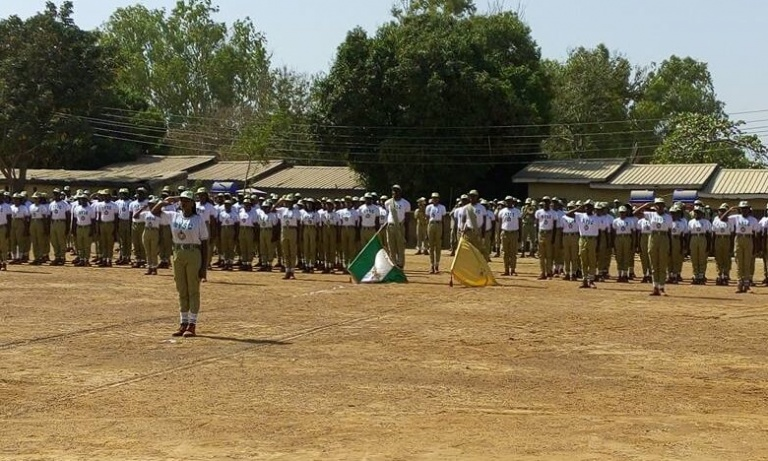 NYSC 2018/2019 Registration Form Sample