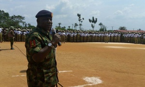 NYSC DG Urges Corps Members to Avoid Unnecessary Journey