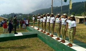 NYSC DG task Corps Members on Community Development
