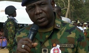 NYSC DG Solicit Stakeholders' Support as He Continues Camp Tours