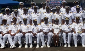 Nigerian Navy Ranks and Salary Structure